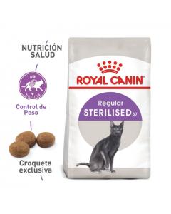 Royal Canin FHN Sterilised 37 0,4 Kg