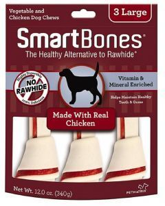 Smartbones Chicken Large x 3 Piezas