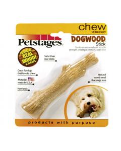 Petstages Perro Doogwood Mesquite Bbq Palo Madera Medium