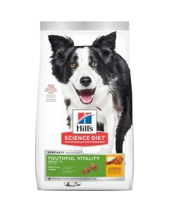 Hills Perro Youthful Vitality Adulto 7+ 5,6Kg