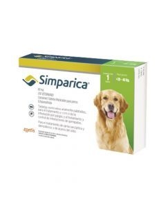 Antiparasitario Simparica 10 Mg Caja Tableta-Ciudaddemascotas.com