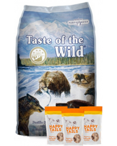 Taste Of The Wild Pacific Stream Canine-Ciudaddemascotas.com