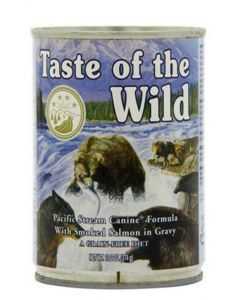 Comida Taste Wild Lata Pacific Stream Canine-Ciudaddemascotas.com