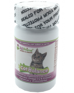Cat Balance Frasco x 100 Tabletas