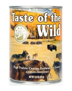 Taste of The Wild Lata High Prairie 380 g - P80