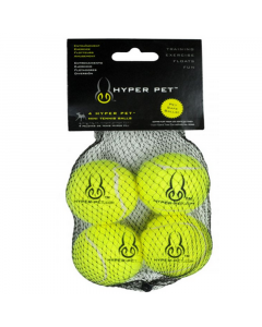 Hypet Pet Set Pelotas Verdes x 4 Medium