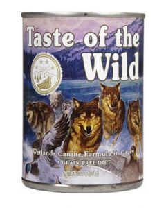 Taste of the wild Lata Wetlands 374 g