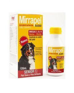 Mirrapel Perros Senior 120 Ml - PRSR