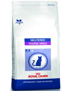 Royal Canin Veterinary Diet Cat Young Male S/O 1.5 Kg Vence Diciembre 2017 - PRVE