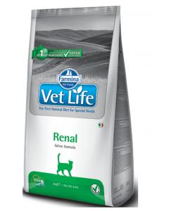Comida Vet Life Gatos Renal para Gatos  - Ciudaddemascotas.com