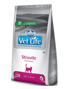 Vet Life Gatos Urinary Struvite