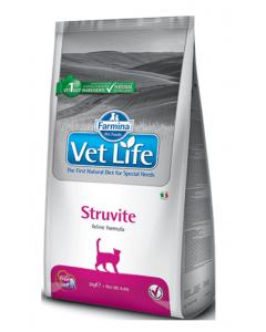 Comida para Gato VET LIFE FELINE STRUVITE-Ciudaddemascotas.com