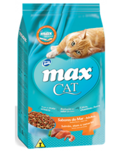 Total Max Cat Adultos Sabores do Mar 1 Kg