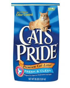 Arena para gatos Cats Pride Premium-Ciudaddemascotas.com