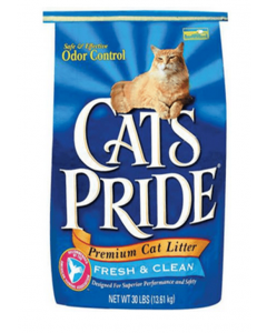 Cats Pride Premium Cat Litter Fresh and Clean 9.1 Kg
