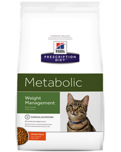 Comida para gatos Hill's Diet Metabolico-Ciudaddemascotas.com