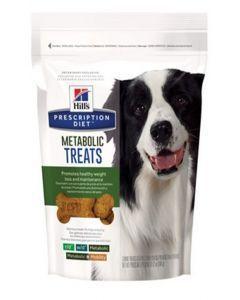 Hill's Metabolic treats galletas para perro