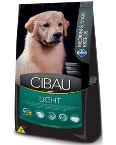 Cibau Light Medium And Maxi Breed 12 Kg