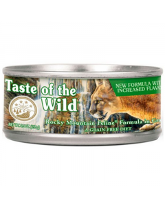 Taste of The Wild Lata Rocky Mountain 156 g - P80
