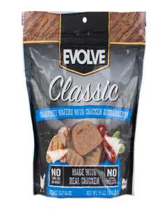 Evolve Snack Wafer Pollo