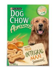 Dog Chow Abrazzos Integral Maxi 500 g