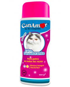 Baño seco desodorante para gatos canamor - PRSR