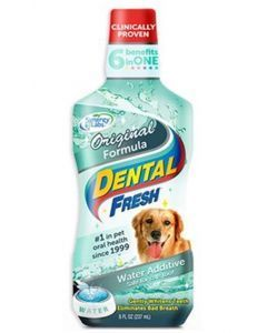 Enjuague Bucal Dental Fresh para Perros 17,3 oz