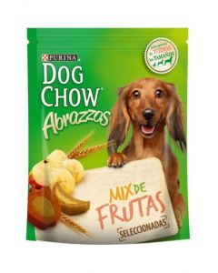 Dog Chow Abrazzos Mix de Frutas 75 g