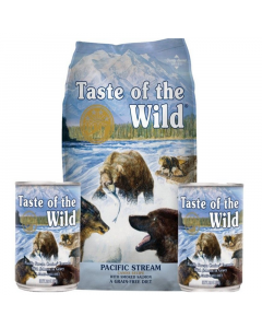 Comida Taste Of The Wild Pacific Stream - Ciudaddemascotas.com
