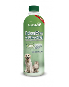 Cat Can Multipet Cleaner Concentrado x 500ml