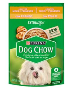 Purina Dog Chow Adultos Minis Y Pequeños Con Pollo