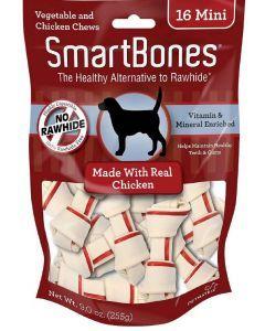 Smartbones Chicken Mini x 16 Piezas