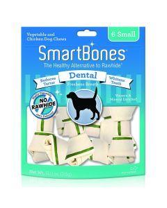 Snacks para Perro Smartbones Dental Small 6 -Ciudaddemascotas.com