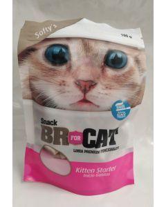 Snacks Br Kitten Starter 100 gr para Gatos - Ciudaddemascotas.com