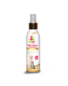 Dinky spray brillo y reparacion mascotas - Ciudaddemascotas.com