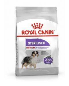 Royal Canin CCN Medium Sterilised Adulto 3 Kg - Ciudaddemascotas.com