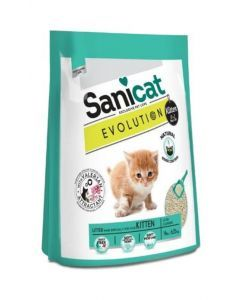Arena Sanicat Evolution Kitten x 6.35 Kg - P80