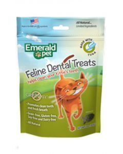 Emerald Pet Snack Para Gatos Dental Atún