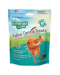 Snack Emerald Pet Gatos Dental Oceanico - Ciudaddemascotas.com