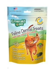 Emerald Pet Snack Para Gatos Dental Pavopato