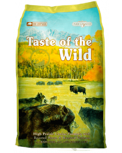 Taste Of The Wild High Prairie Bisonte y Ciervo