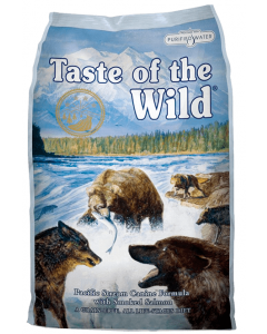 Taste Of The Wild Pacific Stream Canine Formula Salmón Ahumado