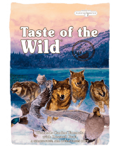 Taste Of The Wild Wetlands Canine Aves Silvestres