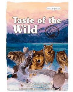 Comida Taste Wild Wetlands Aves Silvestres-Ciudaddemascotas.com