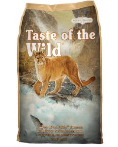 Comida Taste Wild Canyon River Trucha - ciudaddemascotas.com