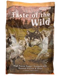 Comida Taste Wild High Prairie Puppy Perro - ciudaddemascotas.com