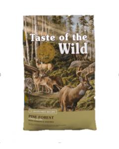 Comida Perros Taste of the Wild Pine Forest-Ciudaddemascotas.com