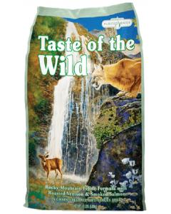 Comida Taste Wild Rocky Mountain Ciervo - ciudaddemascotas.com