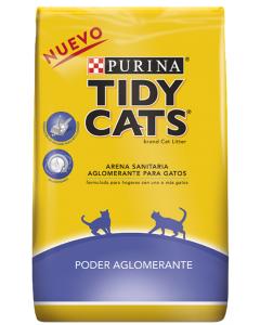 Arena para gatos TIDY CATS Scoopable 4 kg - Ciudaddemascotas.com