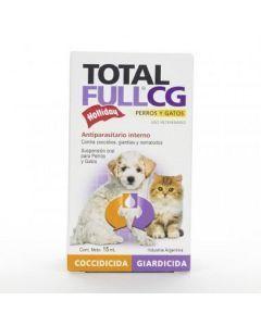 Total Full CG Suspensión para Mascotas x 15 ml